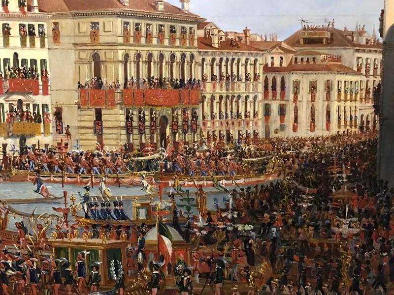 Musée Cognacq-Jay : expo Sérénissime! Venise en fête Img_0317