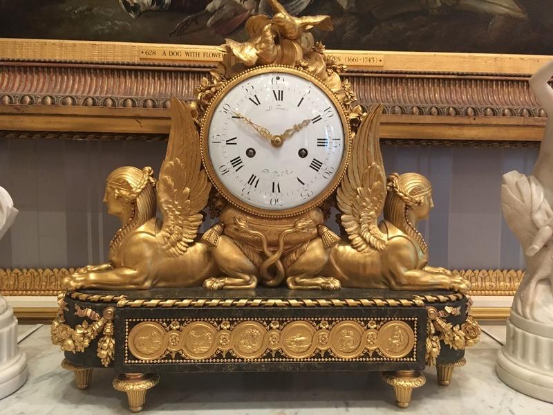 Expo Chefs-d'œuvre français bronze doré Wallace Collection Img_3212