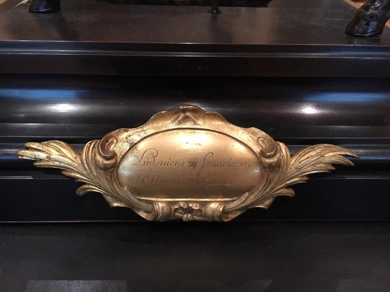 Expo Chefs-d'œuvre français bronze doré Wallace Collection Img_3214
