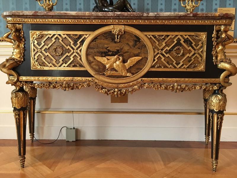 Expo Chefs-d'œuvre français bronze doré Wallace Collection Img_3318