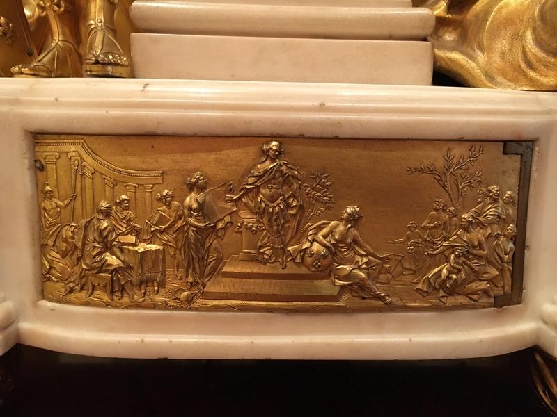 Expo Chefs-d'œuvre français bronze doré Wallace Collection Img_3410