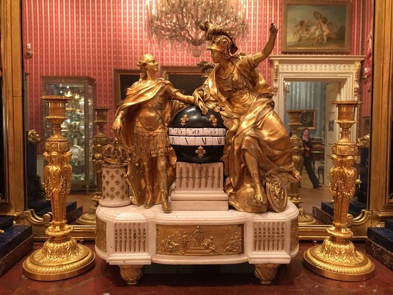 Expo Chefs-d'œuvre français bronze doré Wallace Collection Img_3411