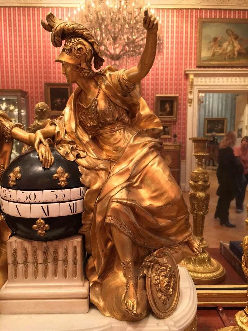 Expo Chefs-d'œuvre français bronze doré Wallace Collection Img_3414