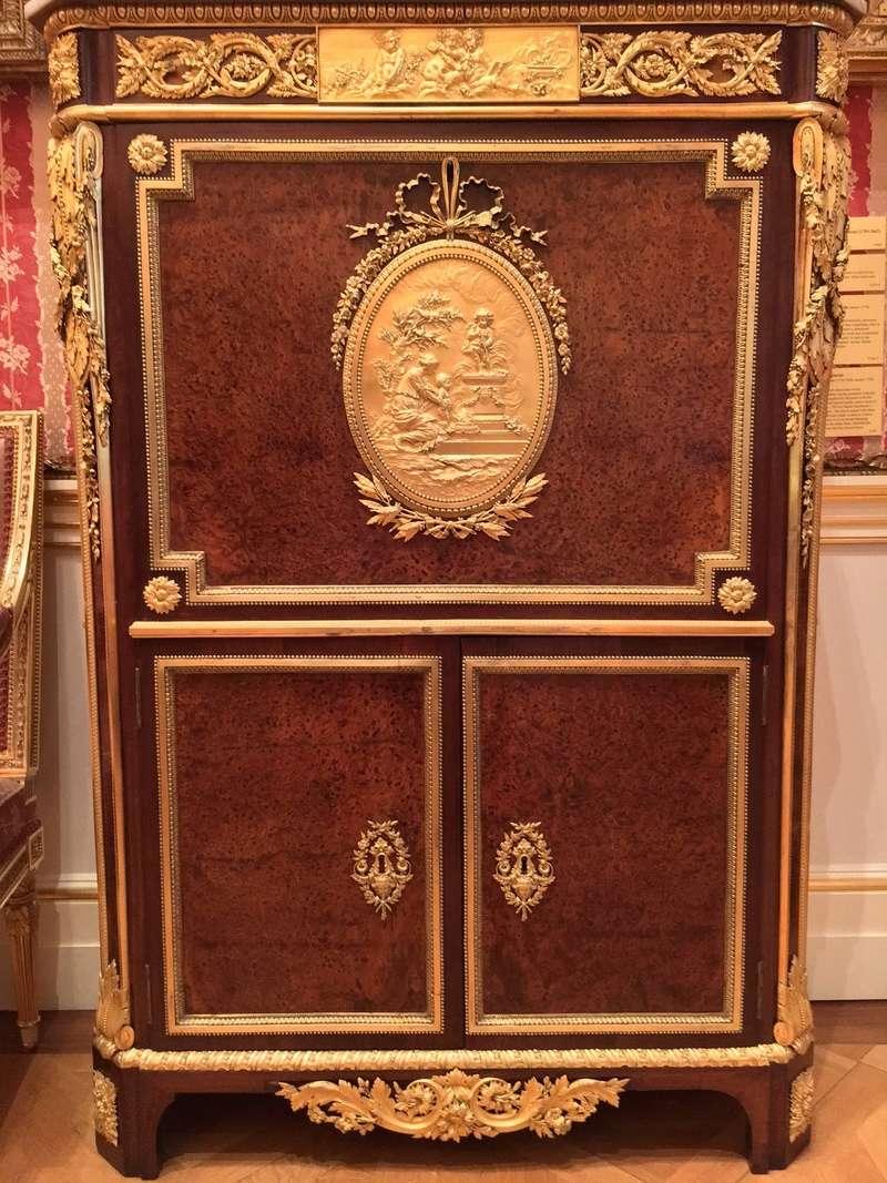 Expo Chefs-d'œuvre français bronze doré Wallace Collection Img_3425