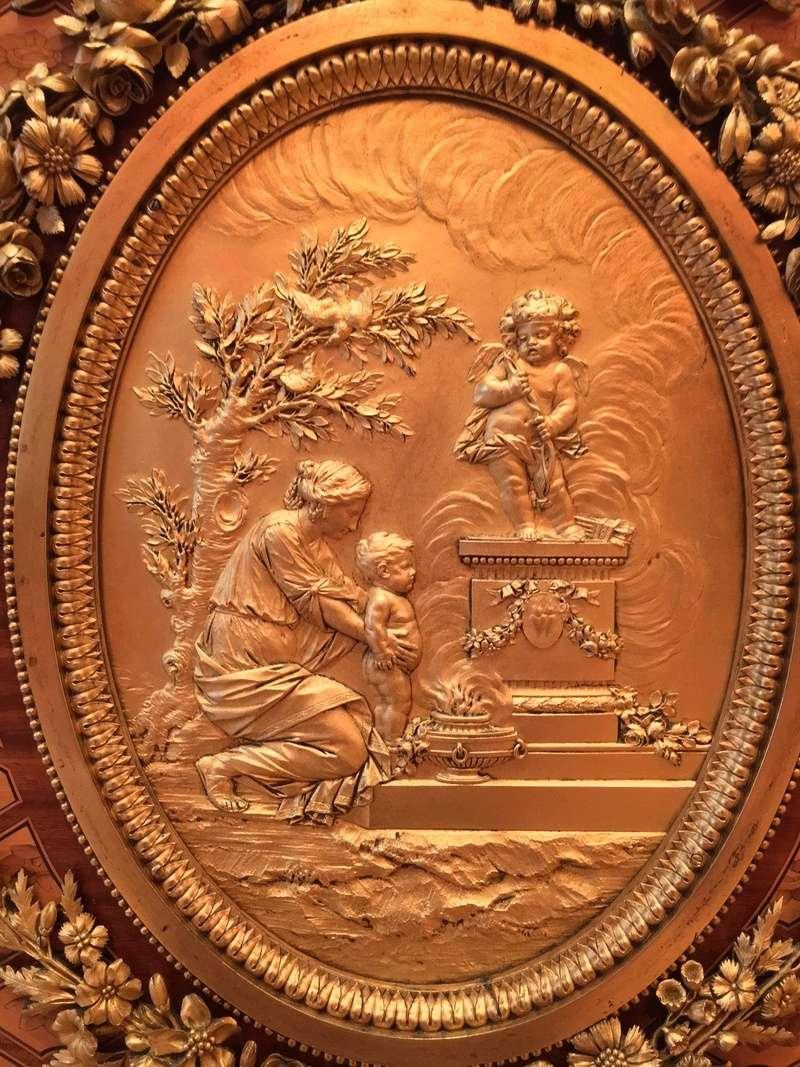Expo Chefs-d'œuvre français bronze doré Wallace Collection Img_3436
