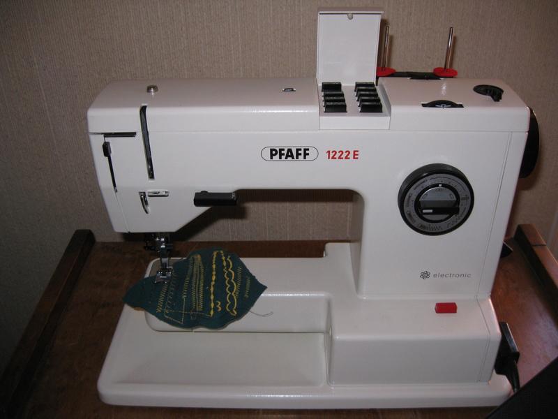 PFAFF 1222 Img_7010