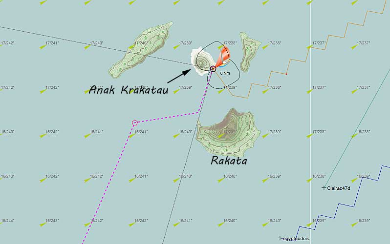 VLM... Sunda Tour 1-12 - série week-end Krakat10