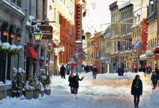 Montréal sous la neige File0010