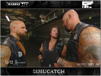 Wrestlemania 33 Aze110