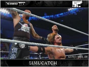 Wrestlemania 33 Se310