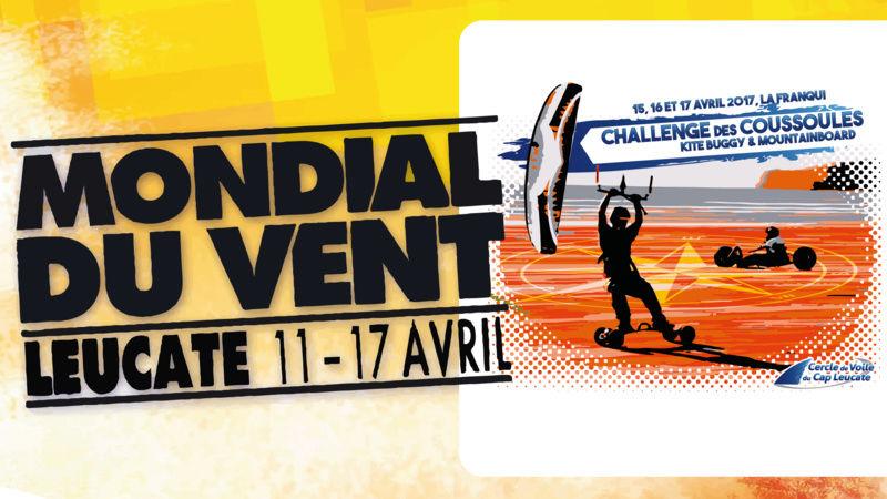 Event landkite : Le challenge des Coussoules 2017 - 15 au 17 Avril 2017 Logoch10