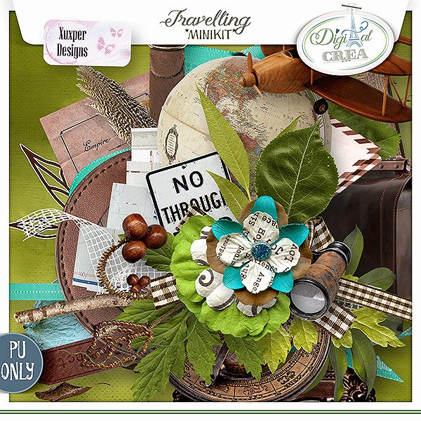 Travelling (Minikit FWP featured designer only DC 10.04) Xuxper53
