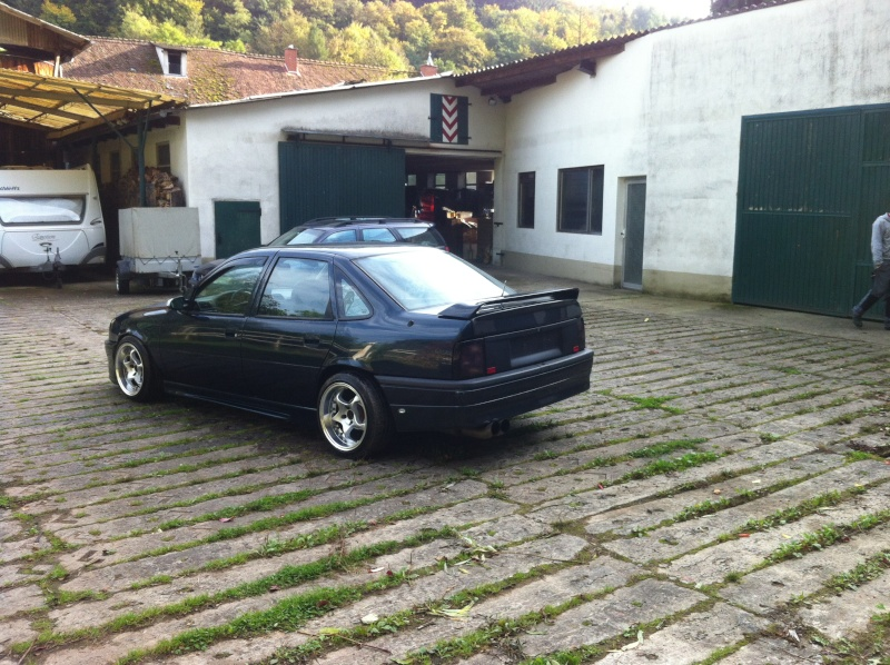 Vectra evo 300 ...... hofer's RWD 24V 33410