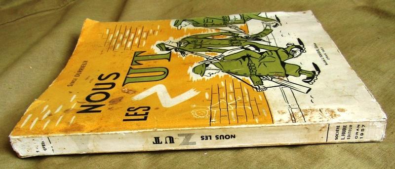 livre humoristique sur les UT -Oran 1957- ALPINS2 Img_1613