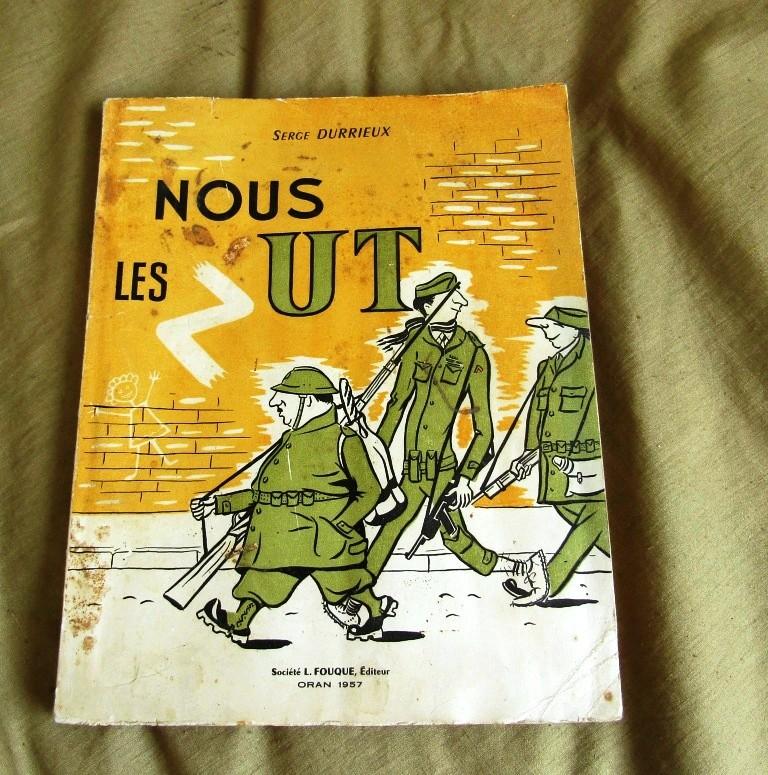 livre humoristique sur les UT -Oran 1957- ALPINS2 Img_1615