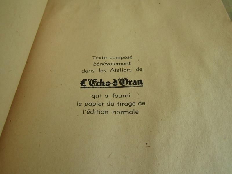 livre humoristique sur les UT -Oran 1957- ALPINS2 Img_1616