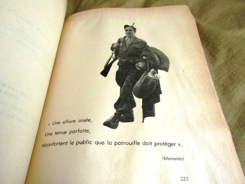 livre humoristique sur les UT -Oran 1957- ALPINS2 Img_1617