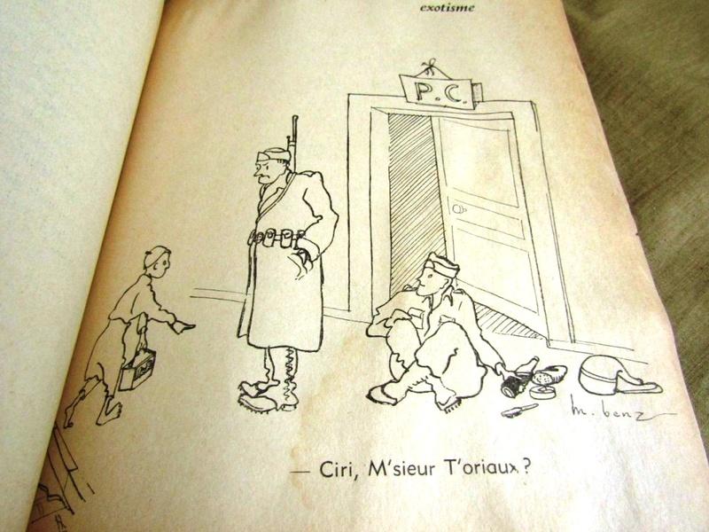 livre humoristique sur les UT -Oran 1957- ALPINS2 Img_1619