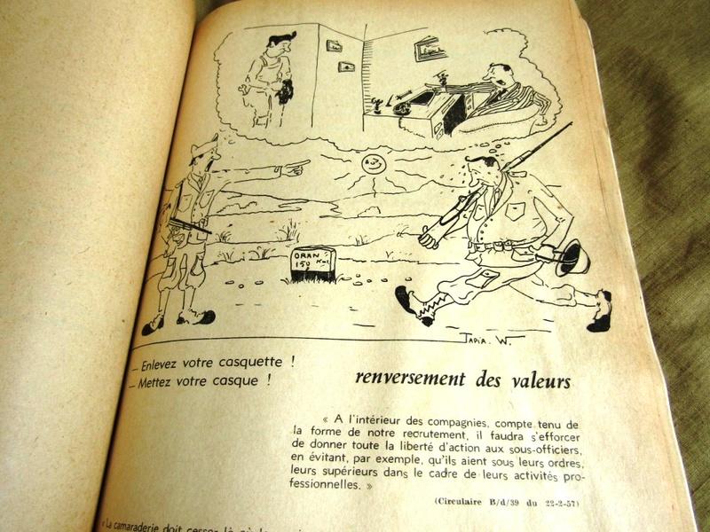 livre humoristique sur les UT -Oran 1957- ALPINS2 Img_1620