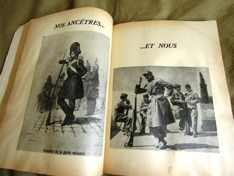 livre humoristique sur les UT -Oran 1957- ALPINS2 Img_1622