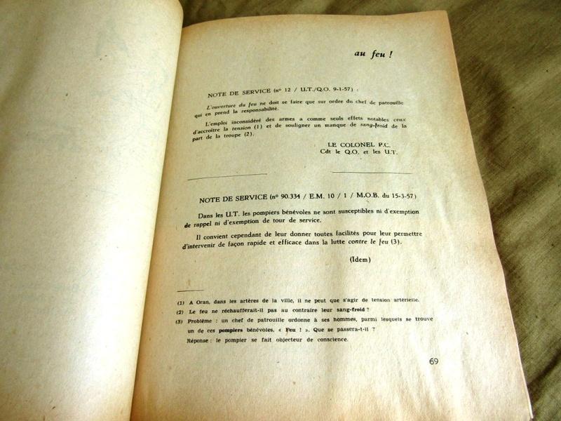 livre humoristique sur les UT -Oran 1957- ALPINS2 Img_1624