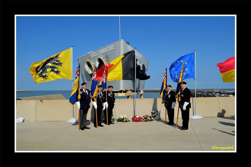 Herdenking - Commémoration HMS VINDICTIVE Dsc_0215