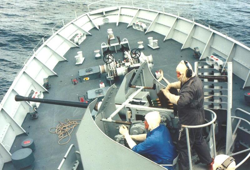 [ Les armements dans la Marine ] Les tirs en tous genres du missiles aux grenades via les mitrailleuses - Page 2 La_gra10