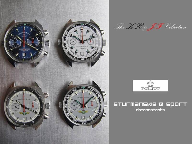 nouvelle presentation de la collection chrono Poljot - besoin de votre aide ;) Folie110