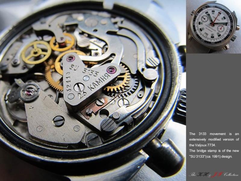 nouvelle presentation de la collection chrono Poljot - besoin de votre aide ;) Folie112