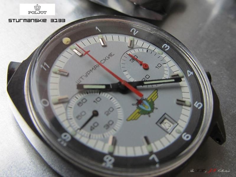 nouvelle presentation de la collection chrono Poljot - besoin de votre aide ;) Folie310