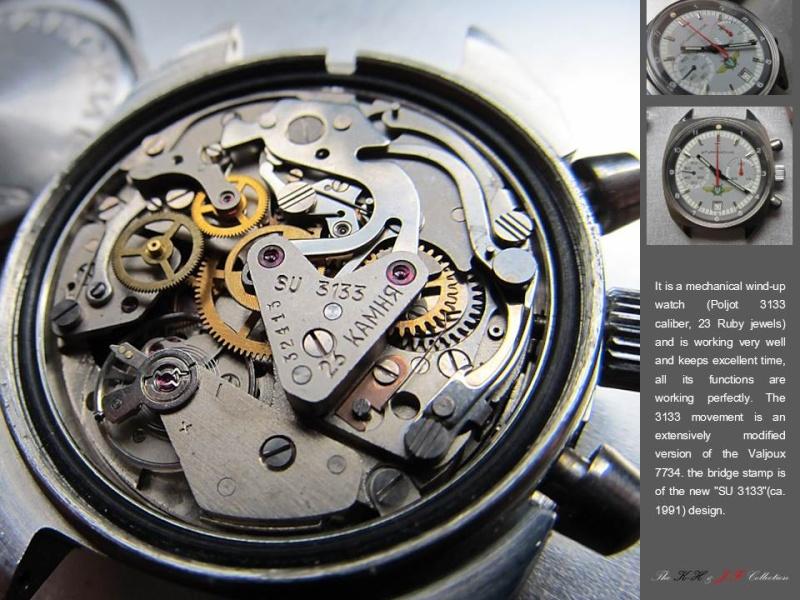 nouvelle presentation de la collection chrono Poljot - besoin de votre aide ;) Folie510