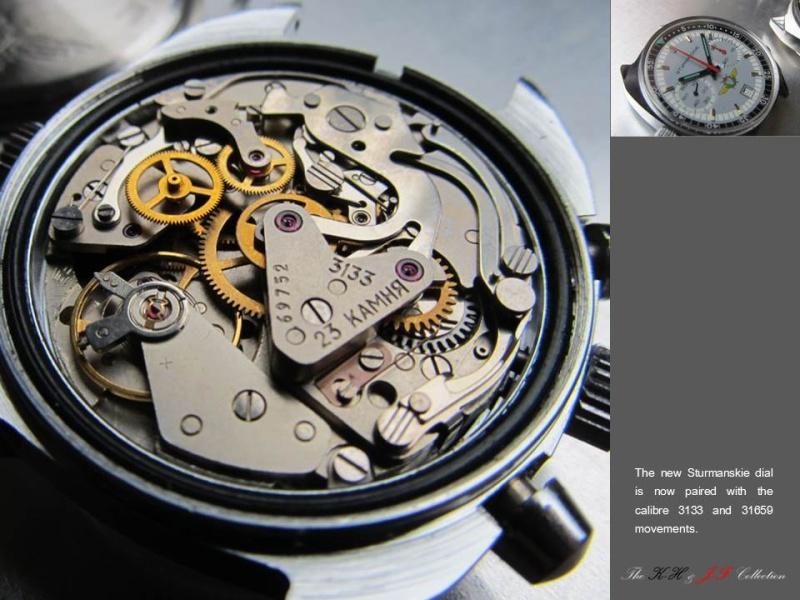 nouvelle presentation de la collection chrono Poljot - besoin de votre aide ;) Folie810