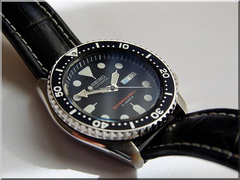 Seiko Diver 200 LA plongeuse! - Page 3 Imgp3912