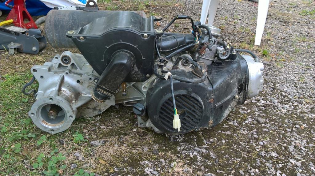 vds moteur de Xingyue 150 cc Wp_20145