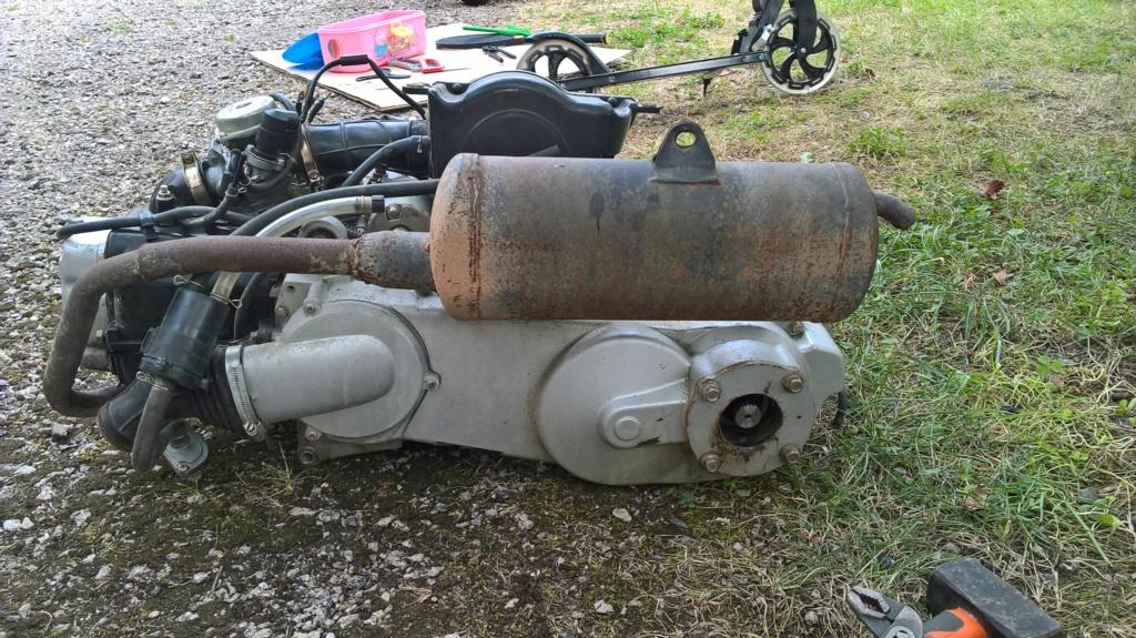 vds moteur de Xingyue 150 cc Wp_20146