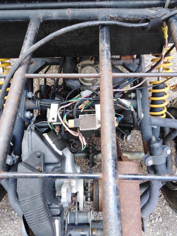 Nouveau buggy monoplace 150cc Zolec_11