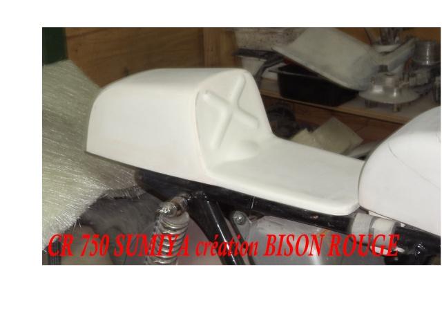 Création carrosserie CR 750 SUMIYA sur CB 750 Dsc07620