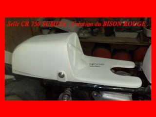 Création carrosserie CR 750 SUMIYA sur CB 750 Dsc07623