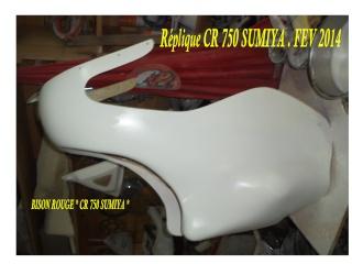 Création carrosserie CR 750 SUMIYA sur CB 750 Dsc07636