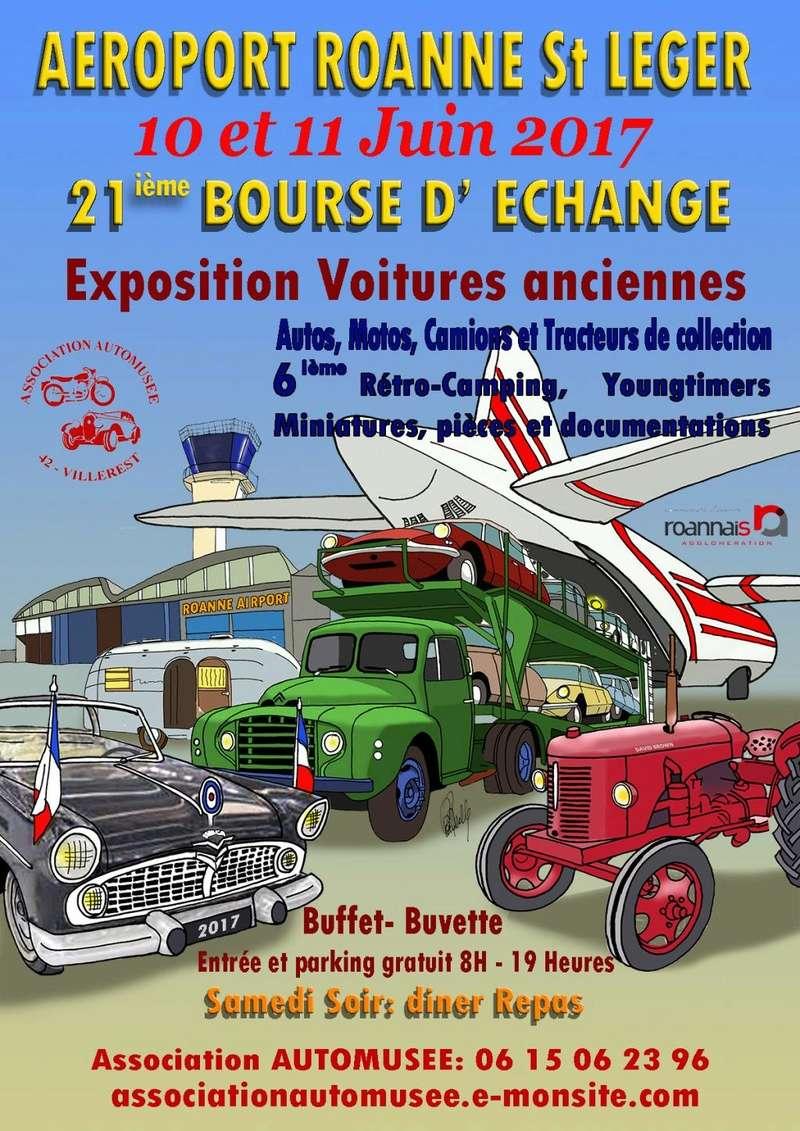 Aéroport de Roanne 10 & 11 Juin 2017 Affich10