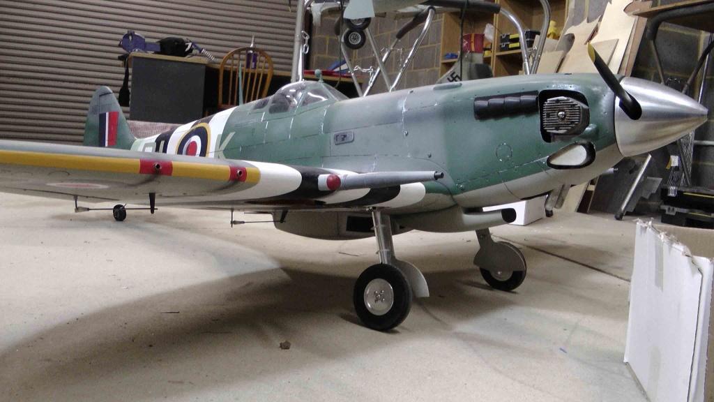 Nomenclature and rivets for Spitfire Spitfi11