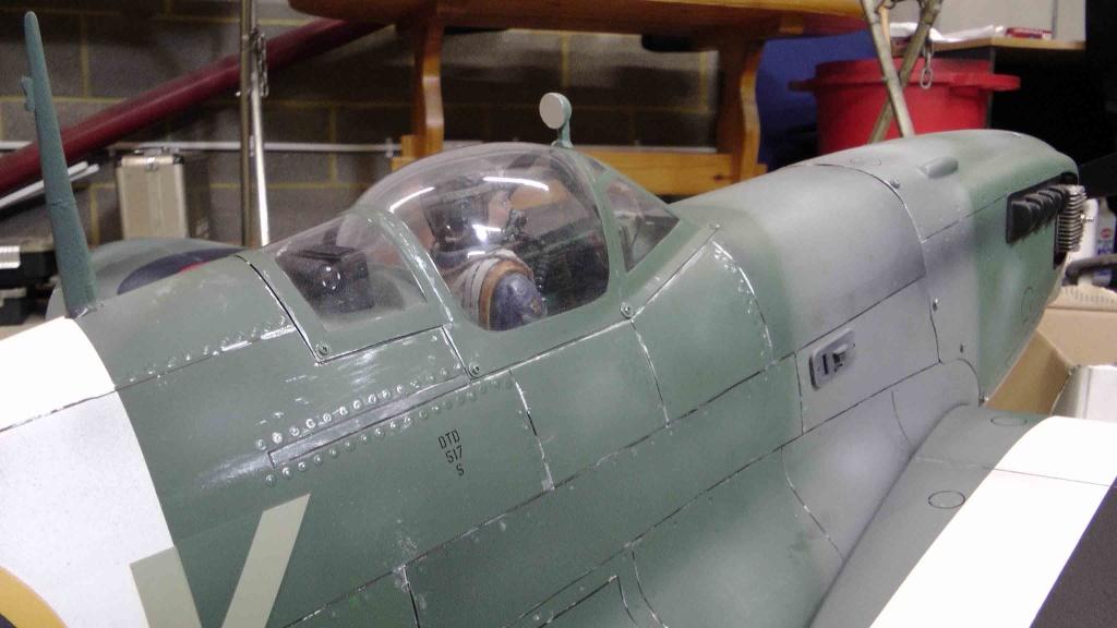 Nomenclature and rivets for Spitfire Spitfi12