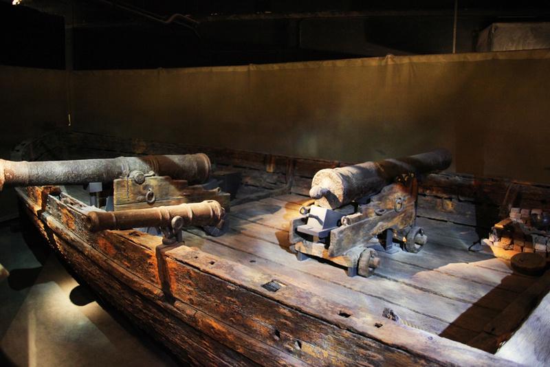 « Gunboat » de la Révolution américaine, 72376510