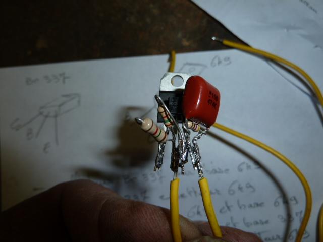 Module électronique pour BSA P1010411