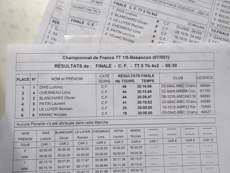 [Reportage course] CF3 - Besançon du 10 et 11 Mai2014 - Page 2 410