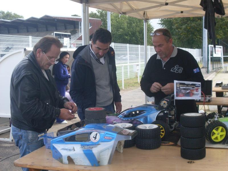 Démo au Rallye de France à Mulhouse Sdc10210