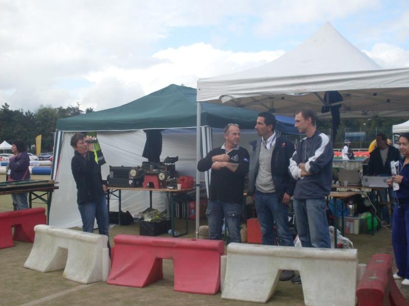Démo au Rallye de France à Mulhouse Sdc10212
