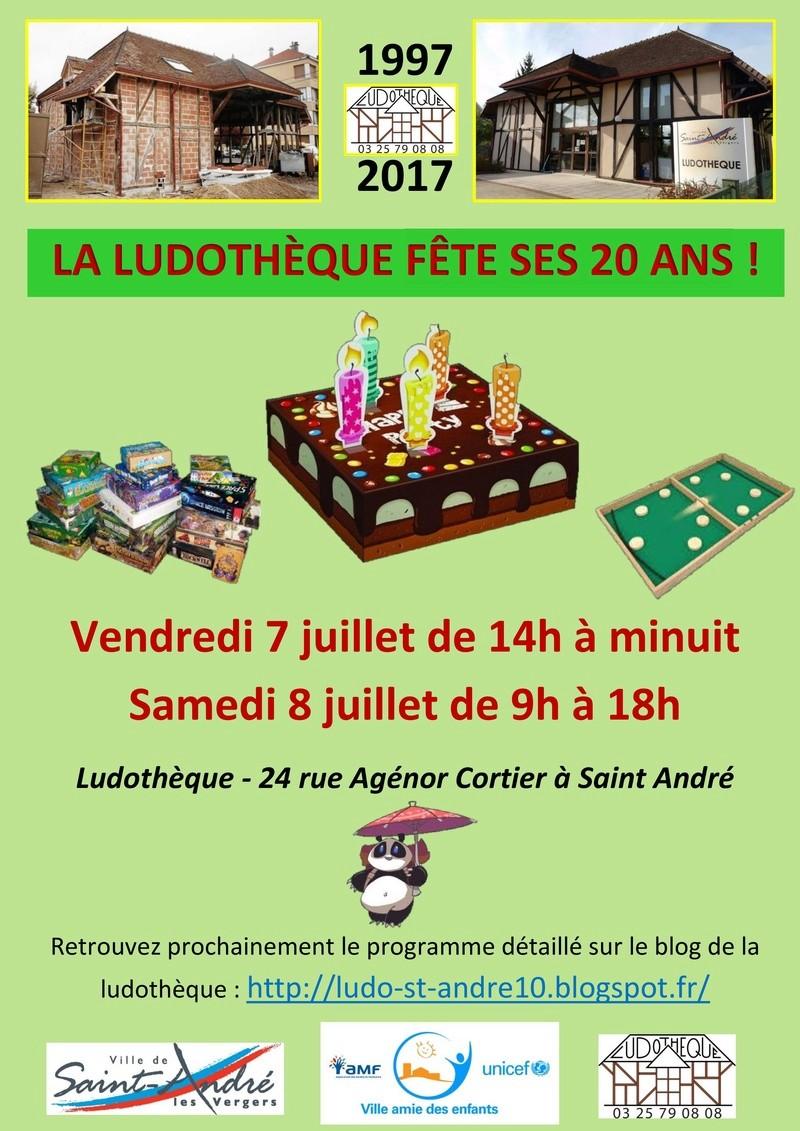Vendredi 07 Juillet - Saint André  Affich10