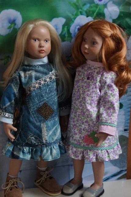 Les filles ont une nouvelle tenue  !!!!!! p.5 - Page 2 Soeurs10