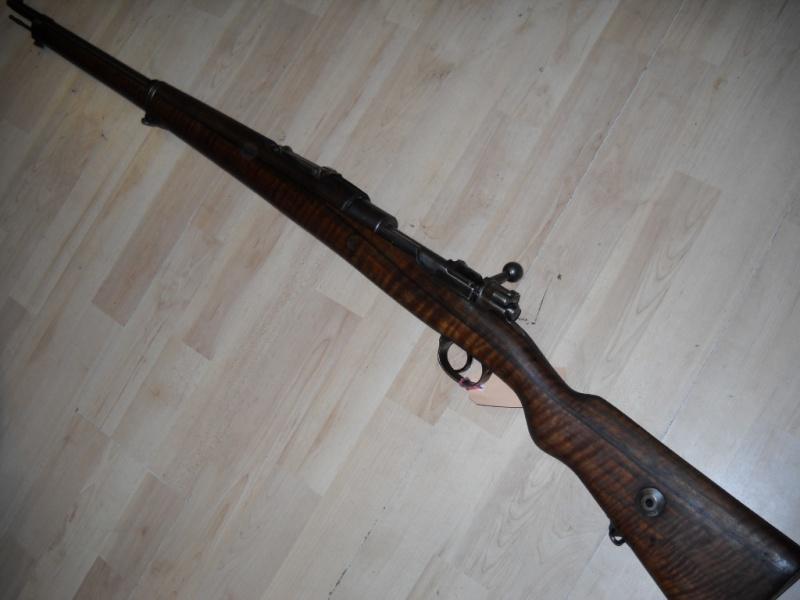 Un Mauser, pourquoi pas. Mauser10